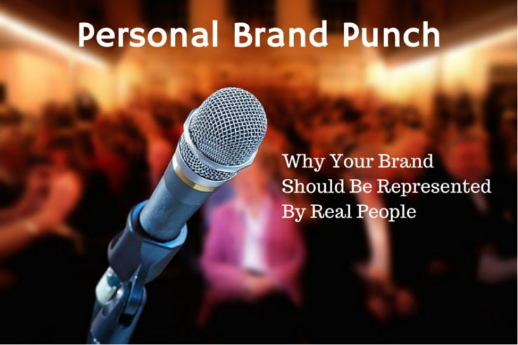 Personal Brand Punch